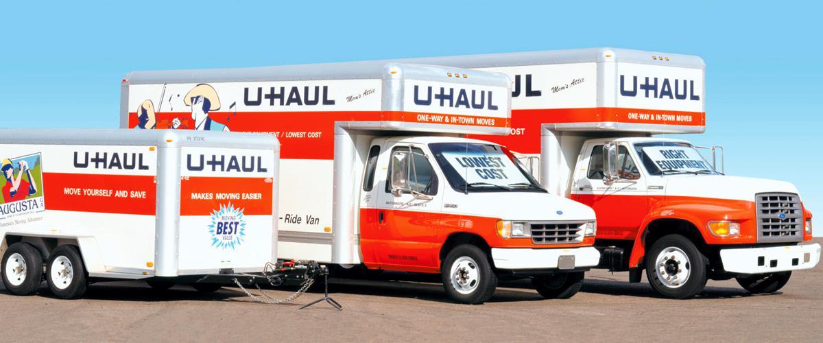 U Haul Truck Rental Trailer Rental Cascade Colorado